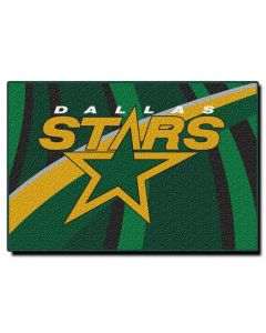 "The Northwest Company Stars 39""x59"" Tufted Rug (NHL) - Stars 39""x59"" Tufted Rug (NHL)"