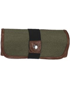 Global Art NEW! Canvas Pencil Roll Ups Holds 36-Olive