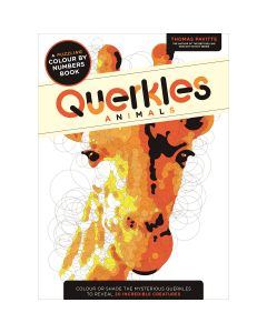 Search Press NEW! Thunder Bay Press Books-Querkles Animals