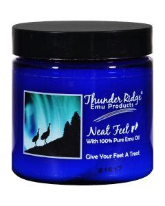Thunder Ridge Emu Products Thunder Ridge Neat Feet - 4 oz