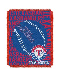 The Northwest Company Rangers  48x60 Triple Woven Jacquard Throw - Double Play Series