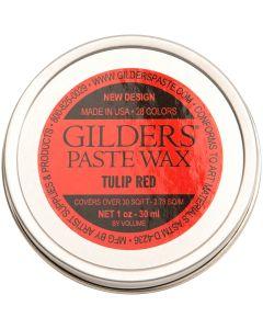 Baroque Art Gilders Paste 1oz-Tulip Red