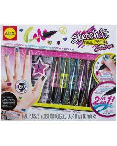 Alex Toys Sketch It Nail Pen Salon-