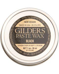 Baroque Art Gilders Paste 1oz-Black