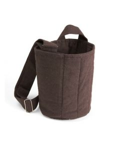 To-Go Ware 3 Tier Cotton Carrier Bag - Brown