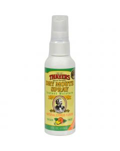 Thayers Dry Mouth Spray Citrus - 4 fl oz
