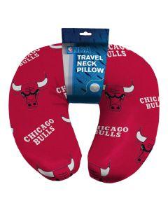 The Northwest Company Bulls  Beaded Neck Pillow