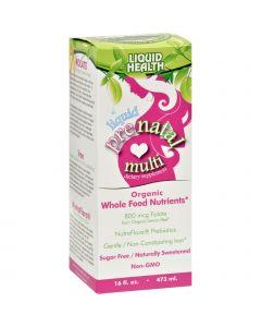Liquid Health Products Prenatal Multi Vitamin - 16 oz