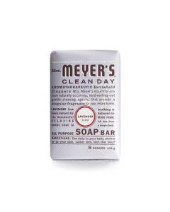 Mrs. Meyer's Bar Soap - Lavender - 8 oz
