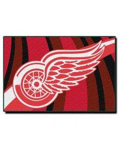 The Northwest Company Red Wings  39x59 Tufted Rug