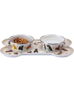NEW! Sit-N-Stay Classic Small Dog Set-Small Dog