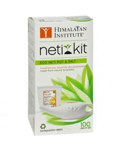 Himalayan Institute Press Himalayan Institute Neti Pot Eco Neti Kit