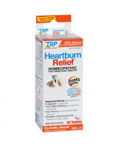 TRP Company TRP Heartburn Relief - 50 Tablets