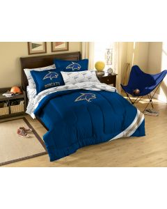 The Northwest Company Montana State Full Bed in a Bag Set (College) - Montana State Full Bed in a Bag Set (College)