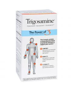 Trigosamine Maximum Strength - 90 Caplets