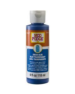 Plaid:Craft Mod Podge Sheer Color 4oz-Blue