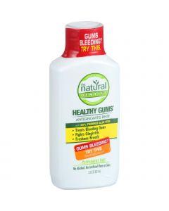 Natural Dentist Anti Gingivitis Rinse - Healthy Gums - Peppermint Twist - 2 oz