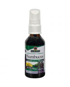 Nature's Answer Sambucus nigra Black Elder Berry Extract Spray - 2 fl oz