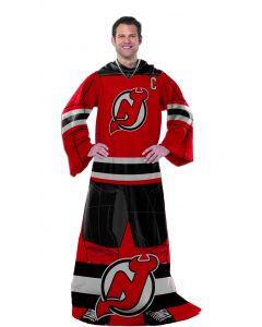 "The Northwest Company Devils  ""Uniform"" Adult Fleece Comfy Throw"
