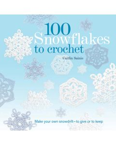 Macmillan Publishers St. Martin's Books-100 Snowflakes To Crochet