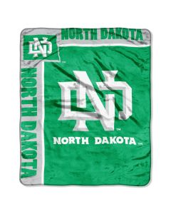 "The Northwest Company North Dakota ""School Spirit"" 50""x60"" Raschel Throw (College) - North Dakota ""School Spirit"" 50""x60"" Raschel Throw (College)"