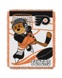 The Northwest Company Flyers  Baby 36x46 Triple Woven Jacquard Throw - Score Series