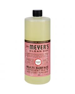 Mrs. Meyer's Multi Surface Concentrate - Rosemary - 32 fl oz - Case of 6