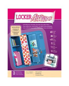 "Avatrex Craft Attitude 8.5""X11"" 3/Pkg-Locker"
