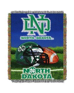 "The Northwest Company North Dakota College ""Home Field Advantage"" 48x60 Tapestry Throw"