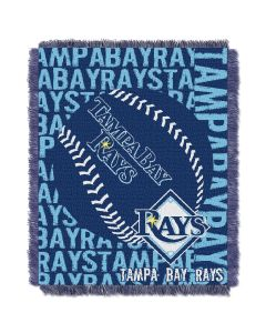 The Northwest Company Rays  48x60 Triple Woven Jacquard Throw - Double Play Series