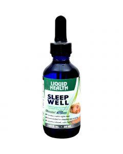 Liquid Health Products Sleep Well GF - 59 ml