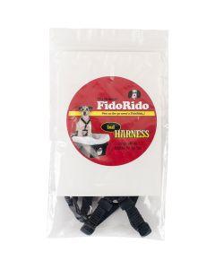 "Fido Pet Products FidoRido Harness-Small 10""-16"""
