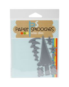 NEW! Paper Smooches Die-Decorate A Tree