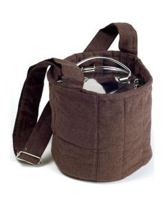 To-Go Ware 2 Tier Cotton Carrier Bag - Brown