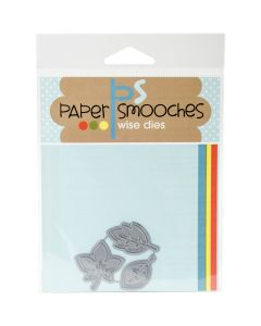 NEW! Paper Smooches Die-Leaves 2