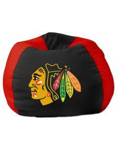 The Northwest Company Blackhawks  Bean Bag Chair