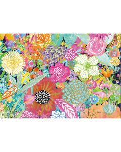 """LANG NEW! Jigsaw Puzzle 1000 Pieces 29""""X20""""-Garden Wildflowers"""