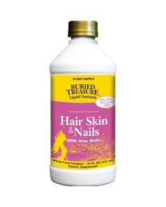 Buried Treasure Hair Skin & Nails Complete - Case of 12