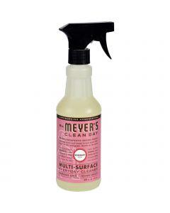 Mrs. Meyer's Multi Surface Spray Cleaner - Rosemary - 16 fl oz - Case of 6