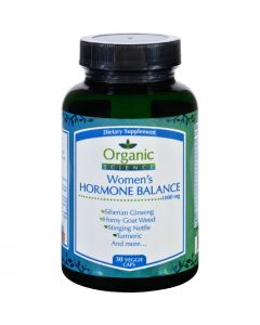 Organic Science Womens Hormone Balance - 30 Vegetarian Capsules