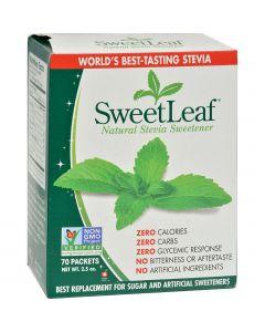 Sweet Leaf - 70 Packets