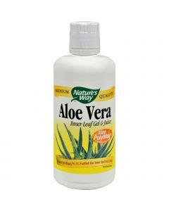 Nature's Way Aloe Vera Gel and Juice - 33.8 fl oz