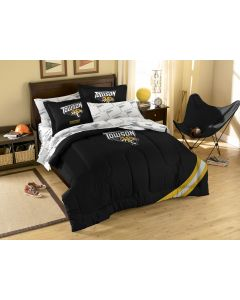 The Northwest Company Towson State Full Bed in a Bag Set (College) - Towson State Full Bed in a Bag Set (College)