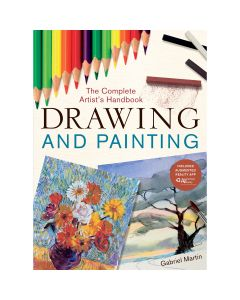 NEW! Sterling Publishing-Drawing And Painting