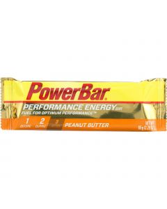 PowerBar Bar - Performance Energy - Peanut Butter - 2.29 oz - case of 12