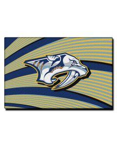 "The Northwest Company Predators 20""x30"" Tufted Rug (NHL) - Predators 20""x30"" Tufted Rug (NHL)"