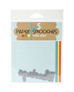 NEW! Paper Smooches Die-Blessings