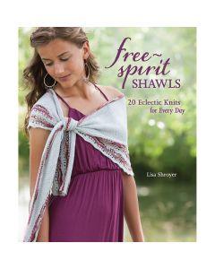 F&W Media Interweave Press-Free Spirit Shawls