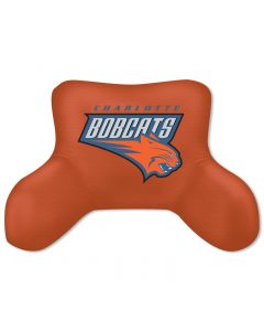 "The Northwest Company Bobcats 20""x12"" Cotton Duck Bed Rest (NBA) - Bobcats 20""x12"" Cotton Duck Bed Rest (NBA)"