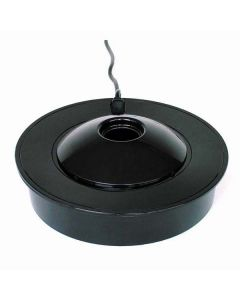 """Thermo-Pond 3.0 - K&H Pet Products Perfect Climate Submersible Pond De-Icer 300 watts Gray 7.75"""" x 7.5"""" x 4.5"""""""